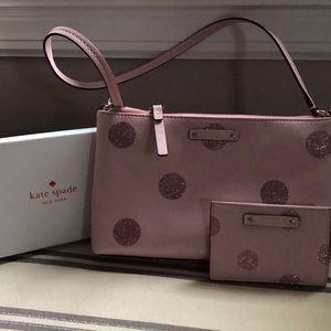 **SET**Kate Spade NWT purse/card case